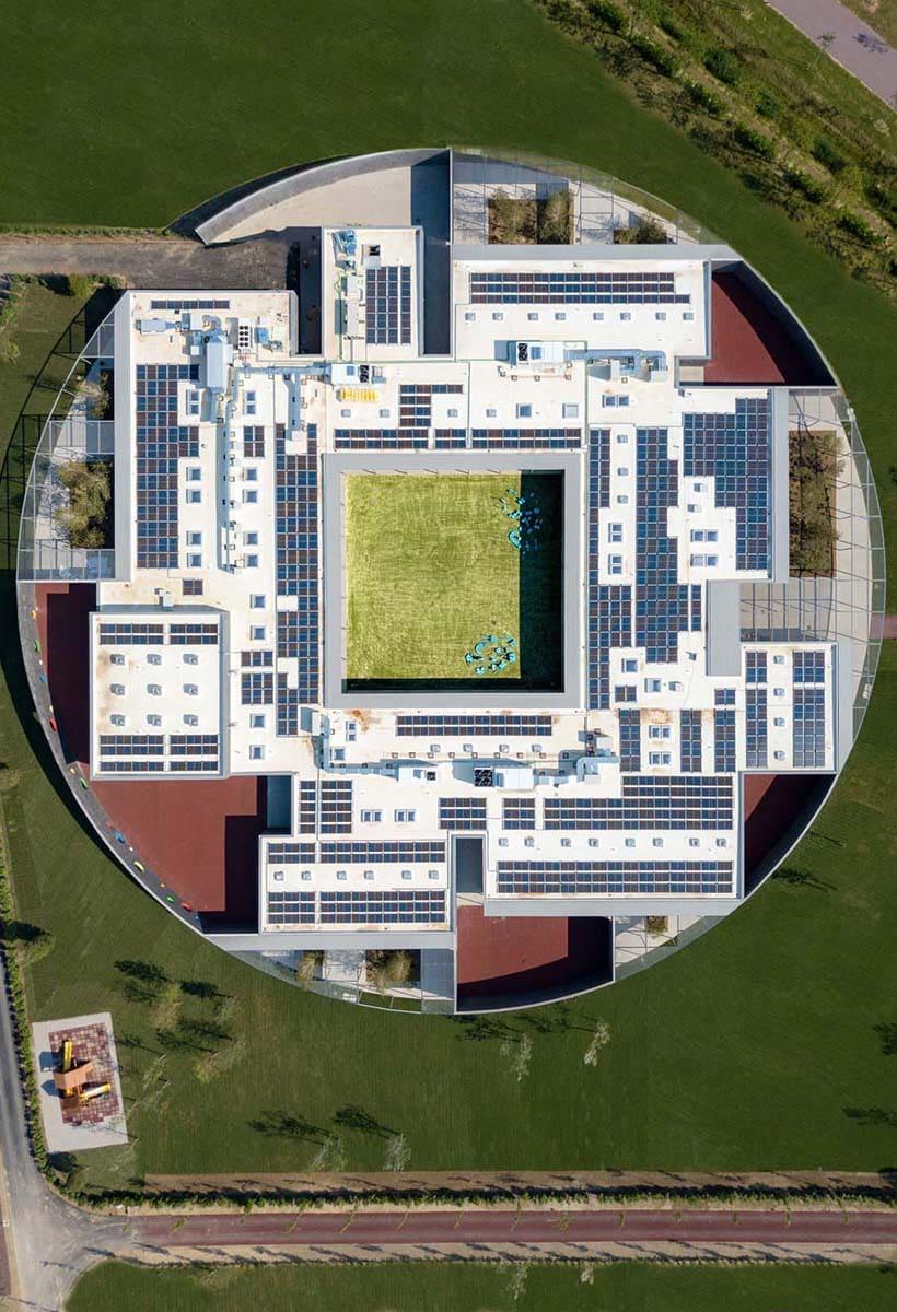 Tech education: H-Campus by Zanon Assiociati