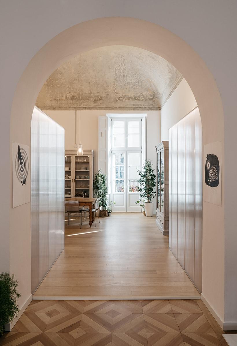 When interior design discovers history