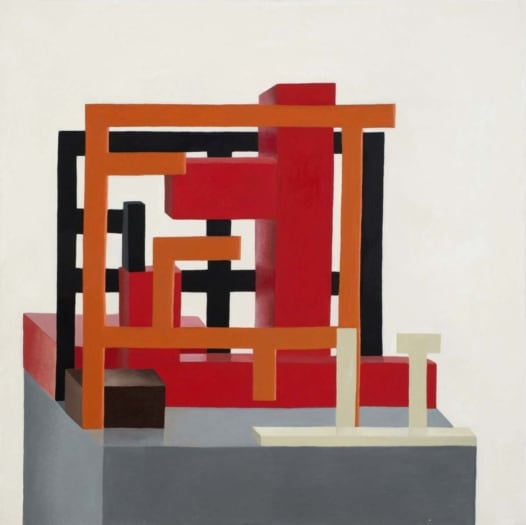 05.ST_100x100cm_oil on canvas_ph Alice Fiorilli_Courtesy Nathalie Du Pasquier_1P1B4141
