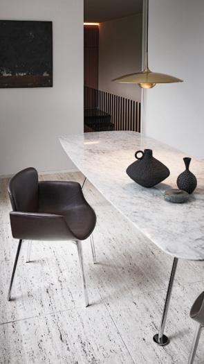 3.KNOLL_KN06 Armchair_design Piero Lissoni_ph Federico Cedrone dim