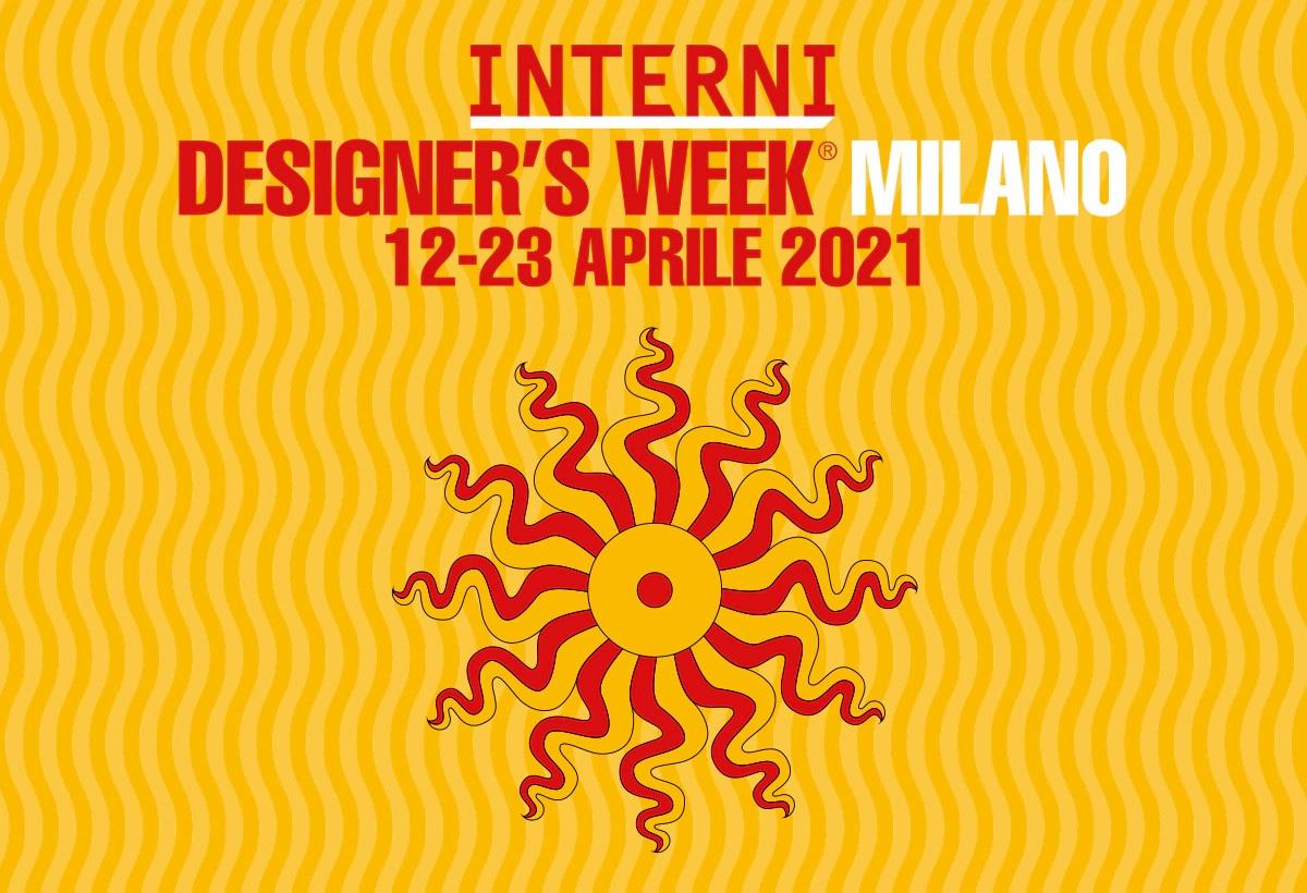 INTERNI Designer's Week 2021