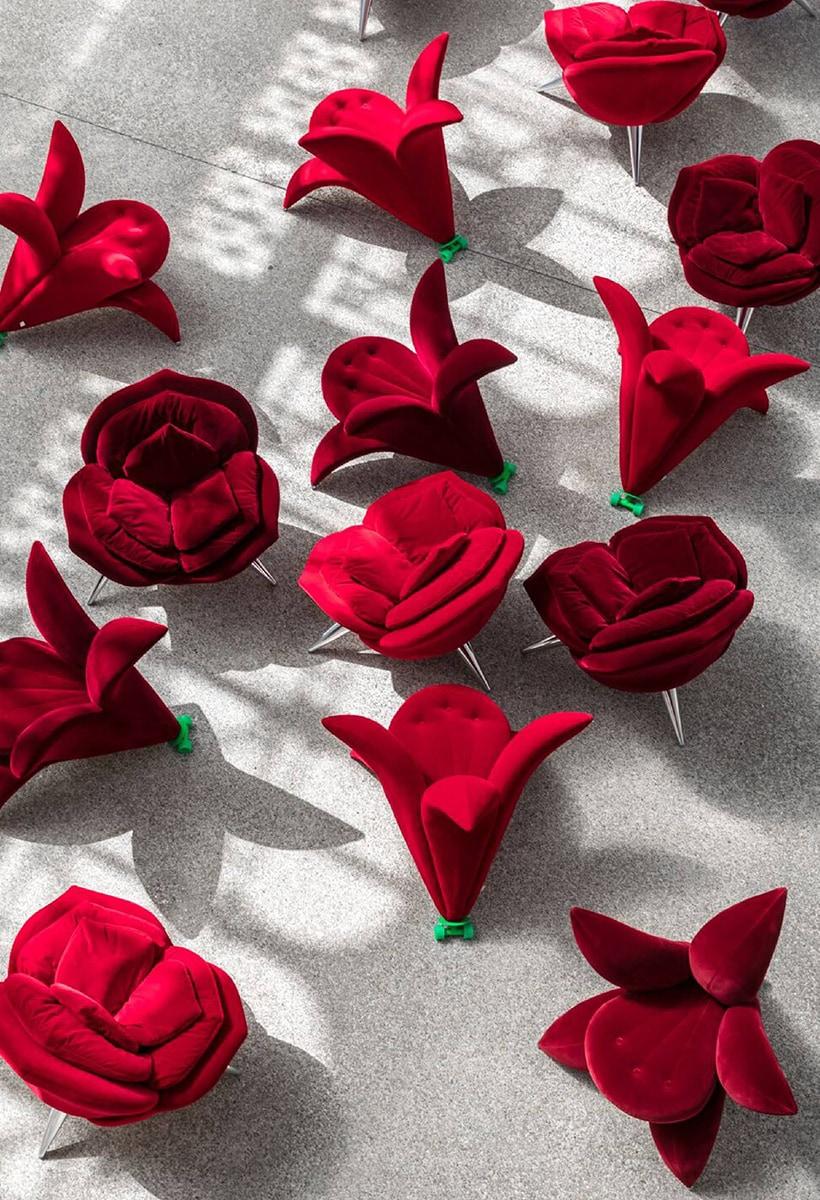 Monica Mazzei: design according to Edra