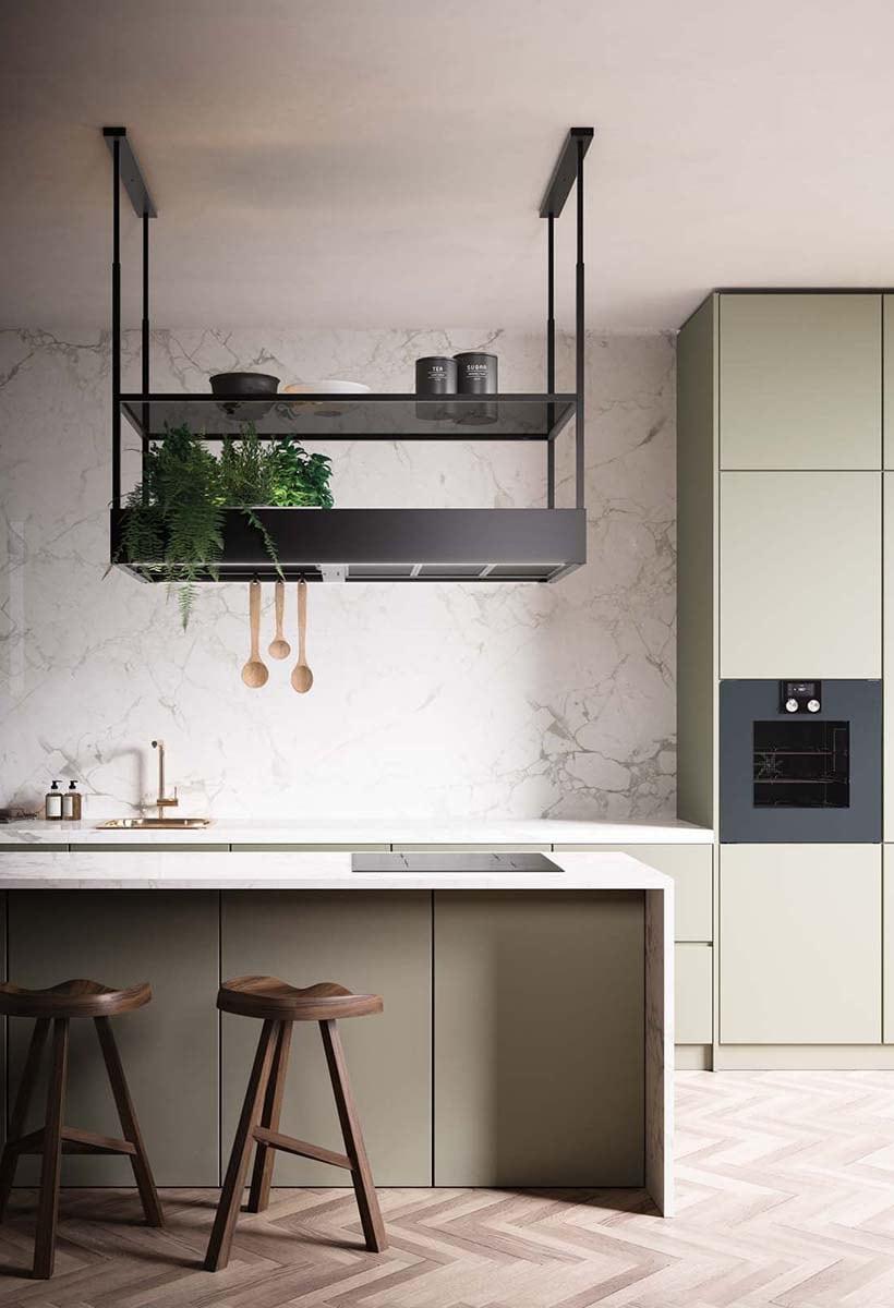Appliances: kitchen hi-tech solutions