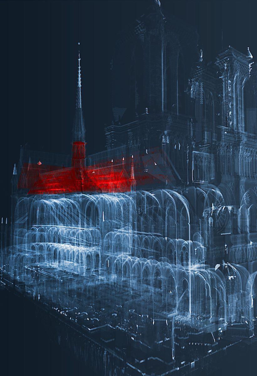Livio De Luca: the new Notre Dame
