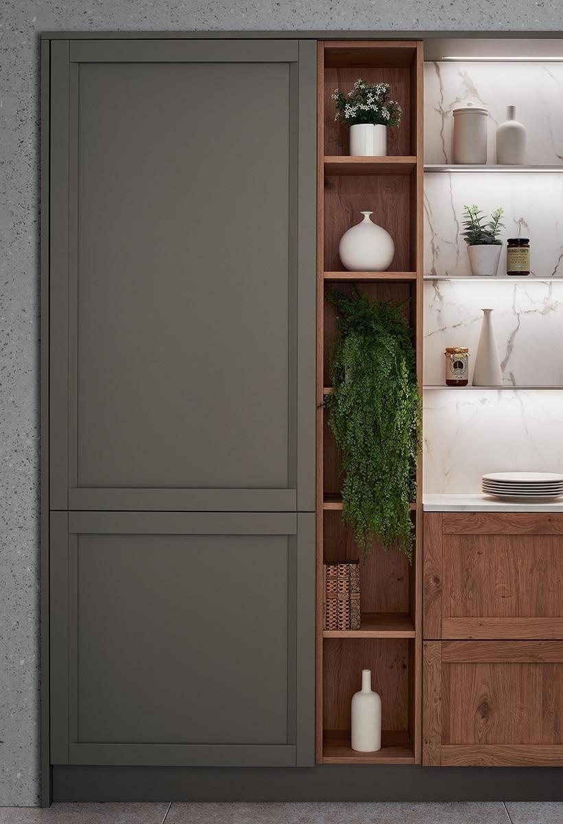 Veneta Cucine: more space and modularity
