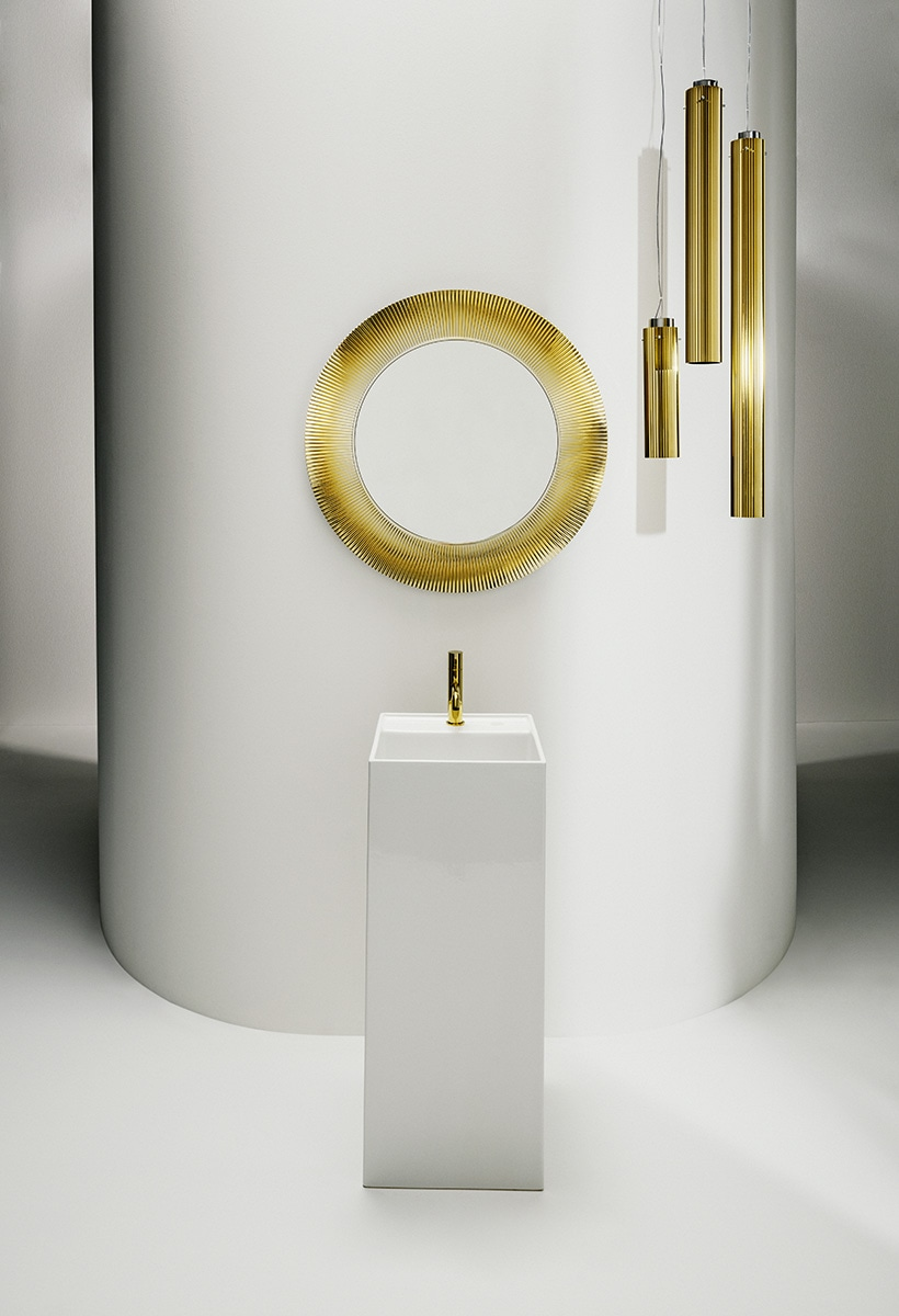 Kartell by Laufen: the bathroom in freedom