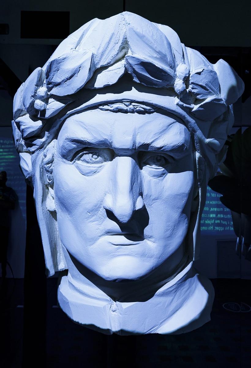 Ravenna, a museum for Dante