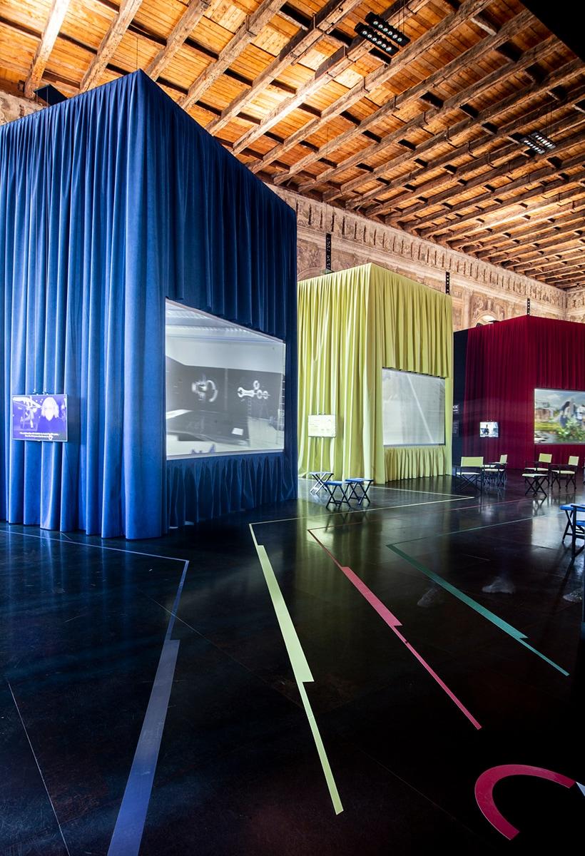 Studio Visit of Alcantara: an exhibition on making exhibitions