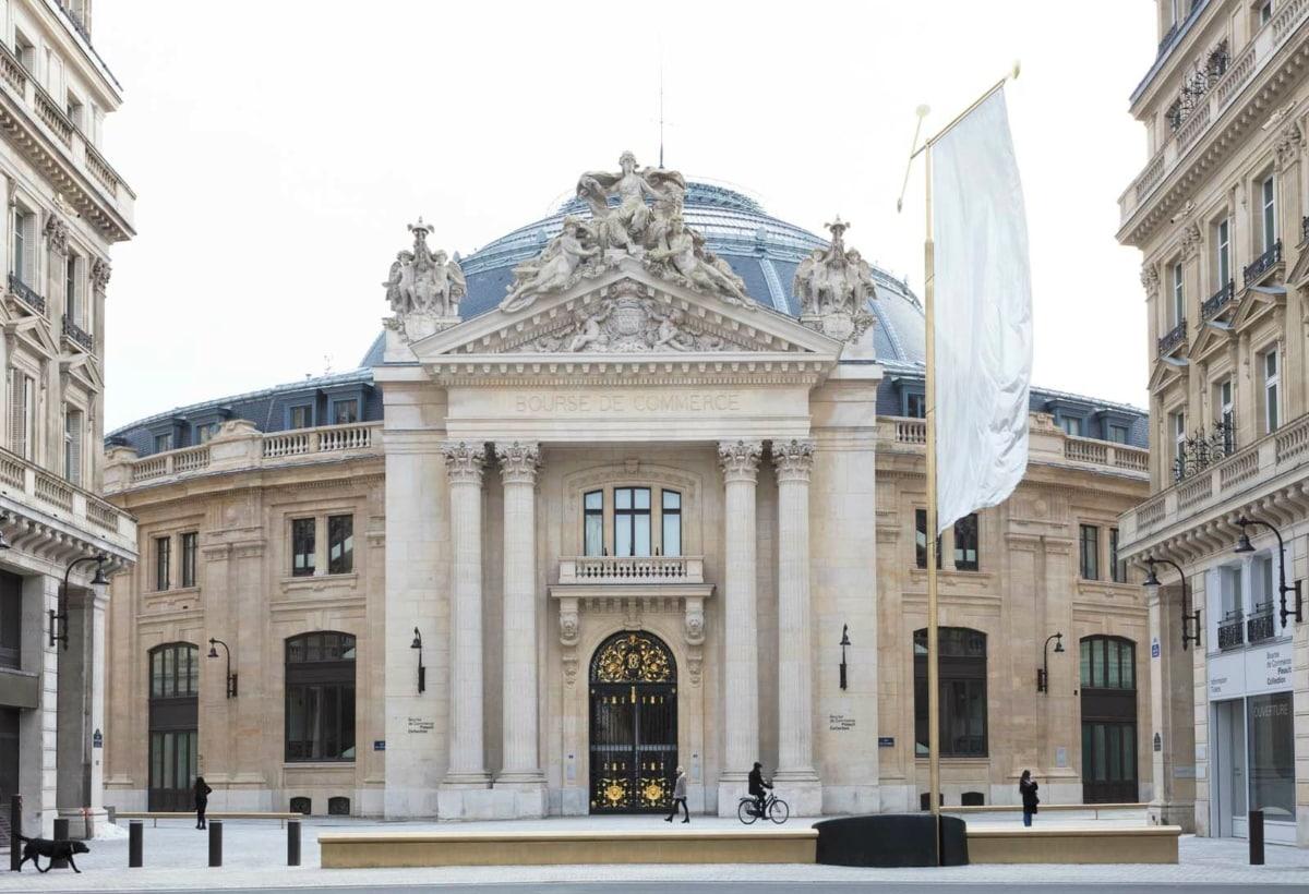 Bourse de Commerce_Exterieur_HDF_02_Courtesy Bourse de Commerce – Pinault Collect