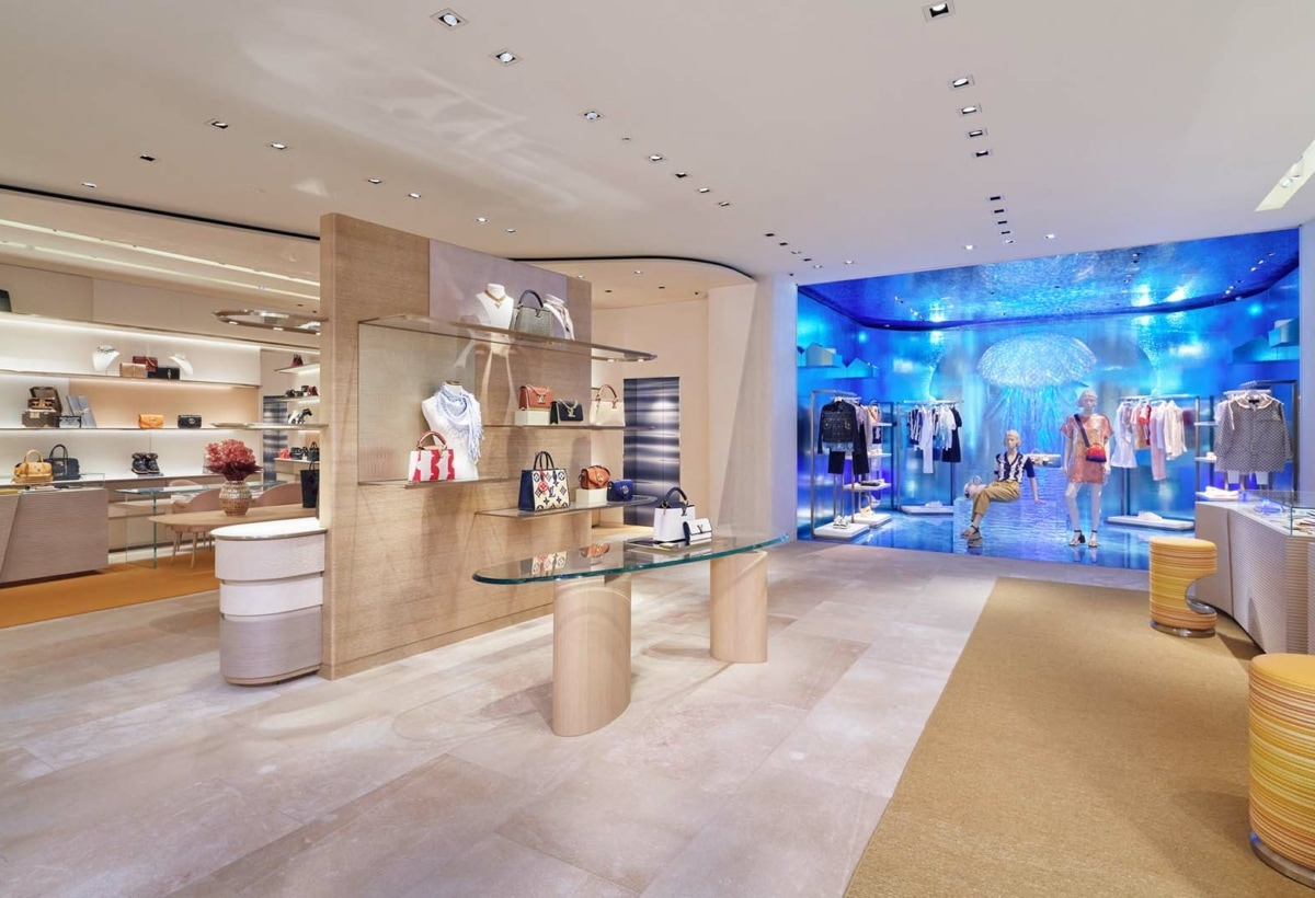 Louis Vuitton Ginza Namiki by Daici Ano (4)