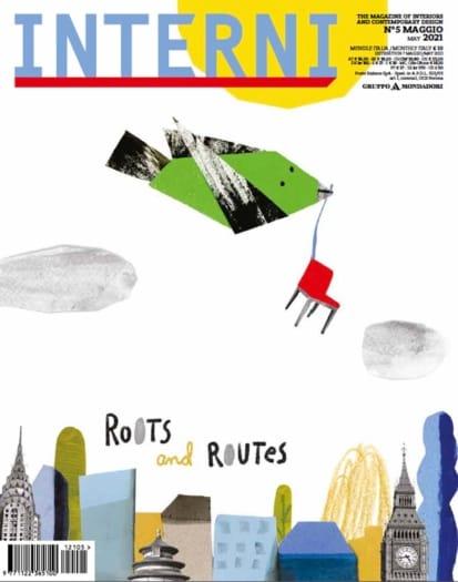 cover Interni maggio by Andrea D'Aquino