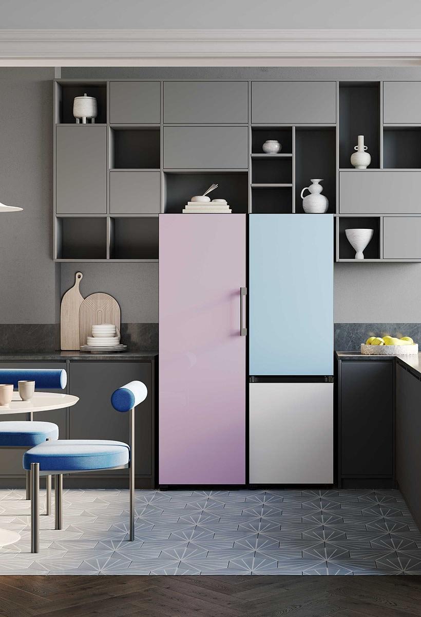 Samsung BESPOKE, a refrigerator for life