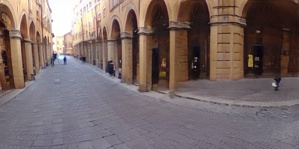 Bologna – Strolling Cities by Mauro Martino and Politecnico di Milano – Photo by Mauro Martino