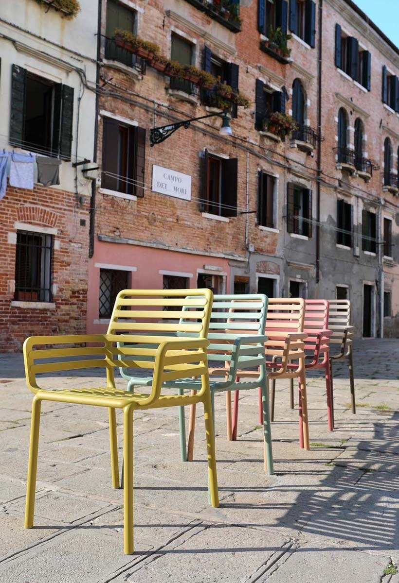 Nardi, the colors of the outdoors
