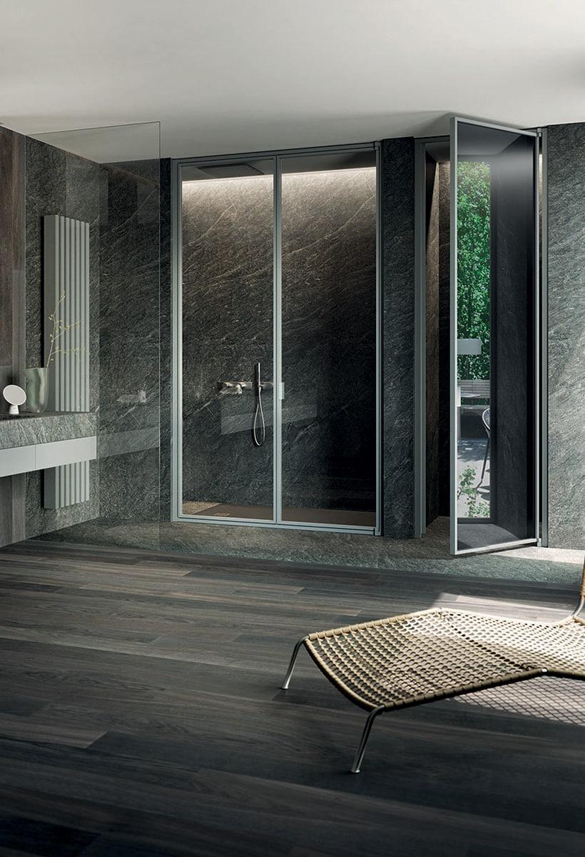 The bathroom suite according to Vismaravetro