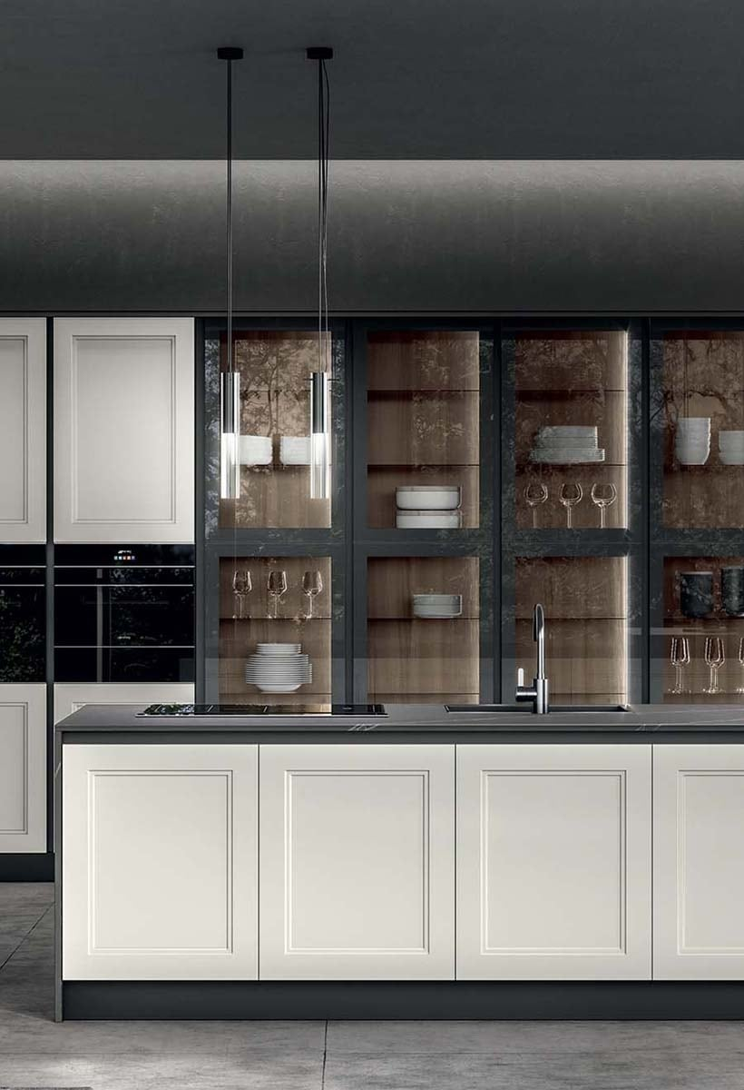Arredo3: the kitchen in contemporary living