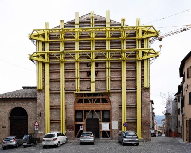 1 Ex Convento di San Domenico ora Musei Civici, Camerino. 2019 ©Flavia Rossi_1