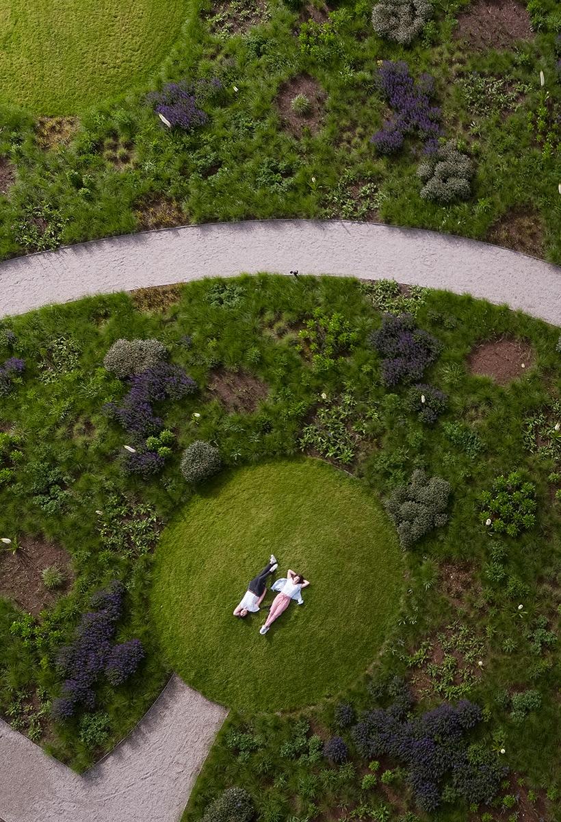 Piet Oudolf: happiness is in a garden
