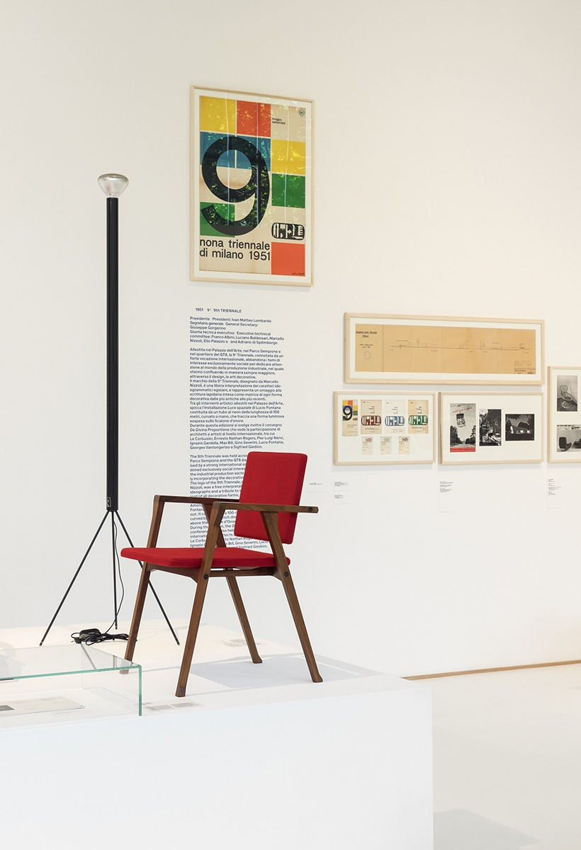 The Triennale Design Museum has become a talking museum