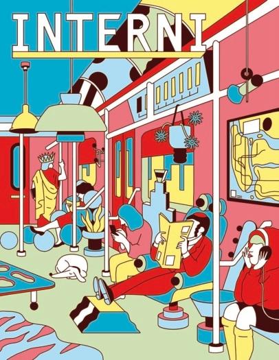 Interni Maggio 2019 by Elena Xausa