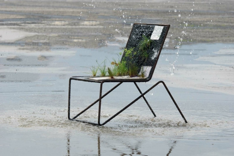 Eventi_FuoriSalone 2021_Tortona_Superstudio Maxi_Luca-Gnizio-forpandemic-chair-wet