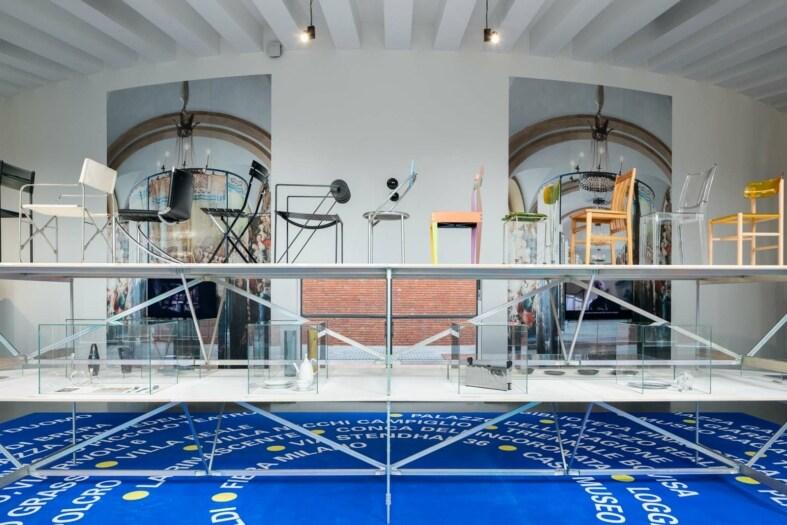 FuoriSalone 2021, Eventi, Triennale, il Salone : la Città – © Triennale Milano – foto Gianluca Di Ioia 3