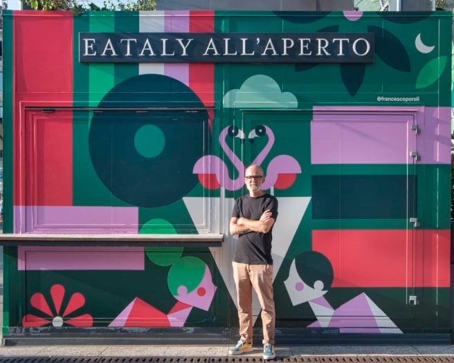 FuoriSalone 2021 eventi Brera Eataly Francesco Poroli