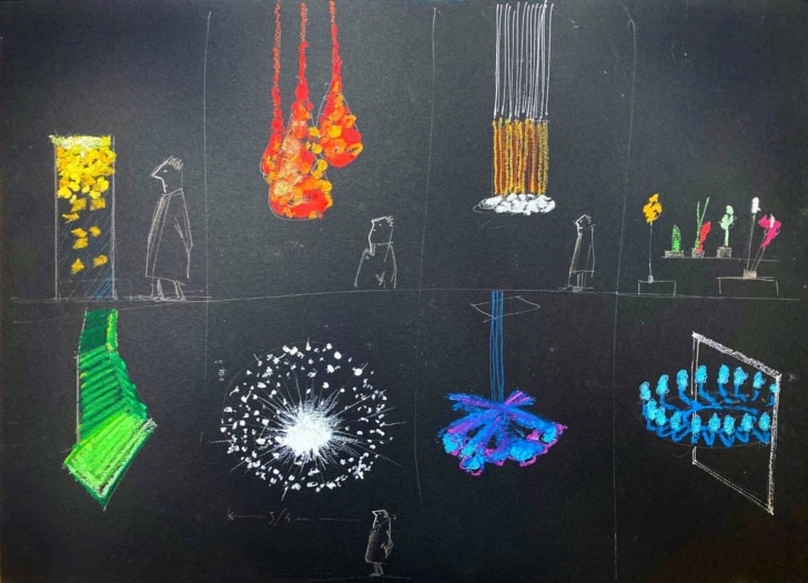 FuoriSalone 2021, eventi, Gritti, Marc Sadler, Lumina Naturae