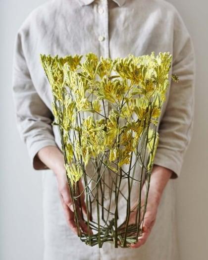 FuoriSalone_2021_Eventi_Brera_Dilmos_Shannon Clegg, bouquet, 2020