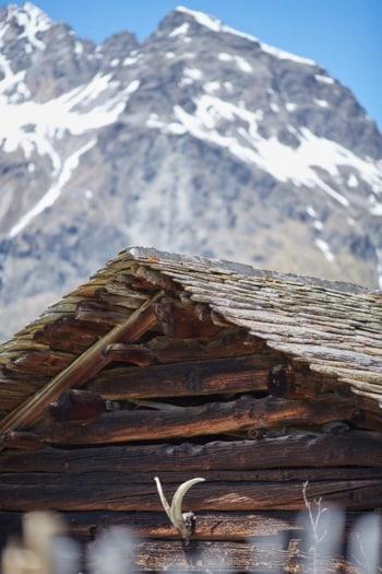 Rifugio in Val Fex, Engadina Ph. Marco De Scalzi. Courtesy Fondazione Beatrice Trussardi 1