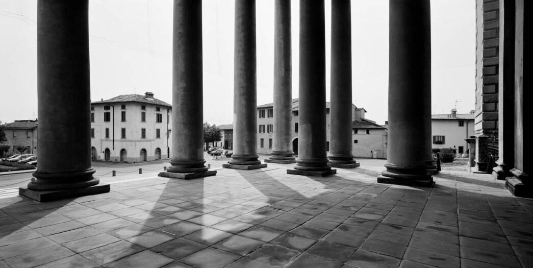 ©Gabriele Basilico – Archivio Gabriele Basilico – Attraversare Bergamo 1998 (2)