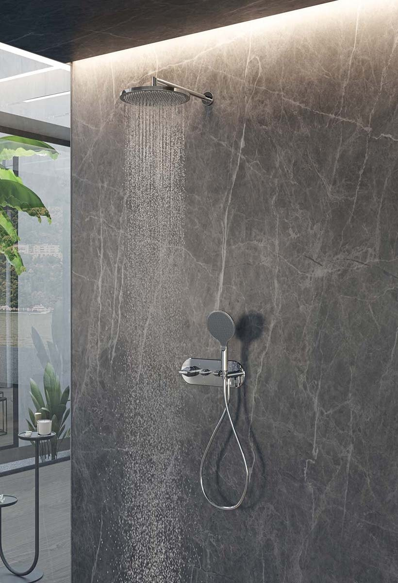 Bossini: what a sustainable bathroom means