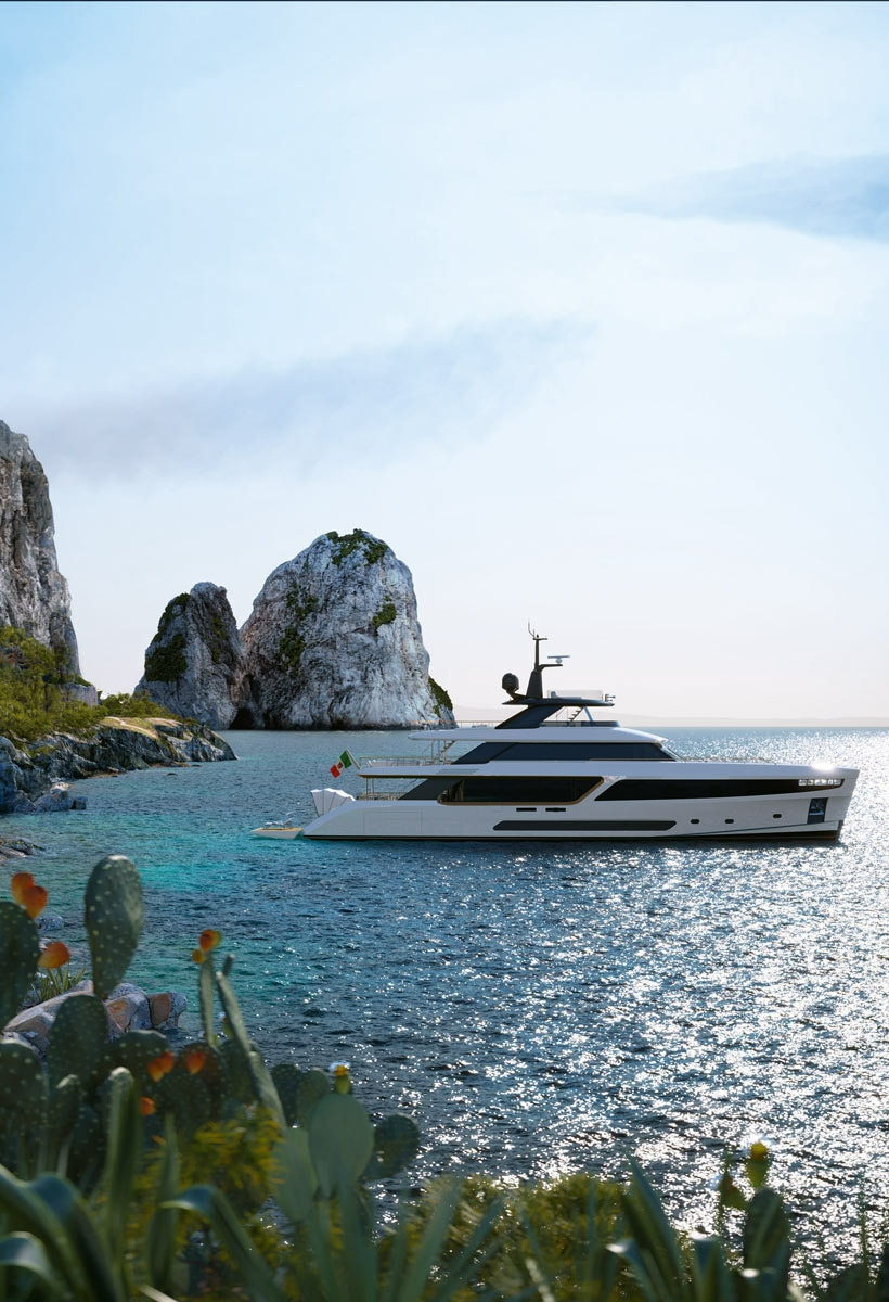 Benetti Motopanfilo 37M: between past and present