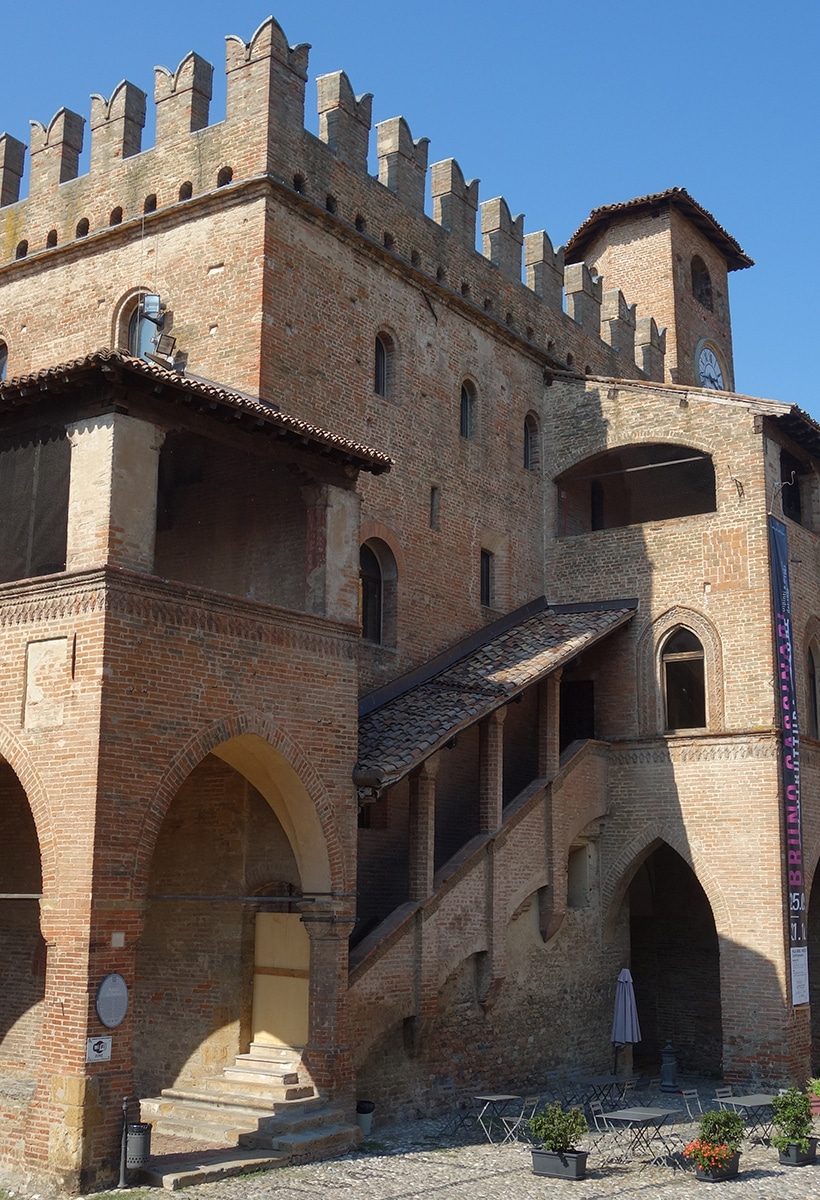 Castell'Arquato pays tribute to Bruno Cassinari