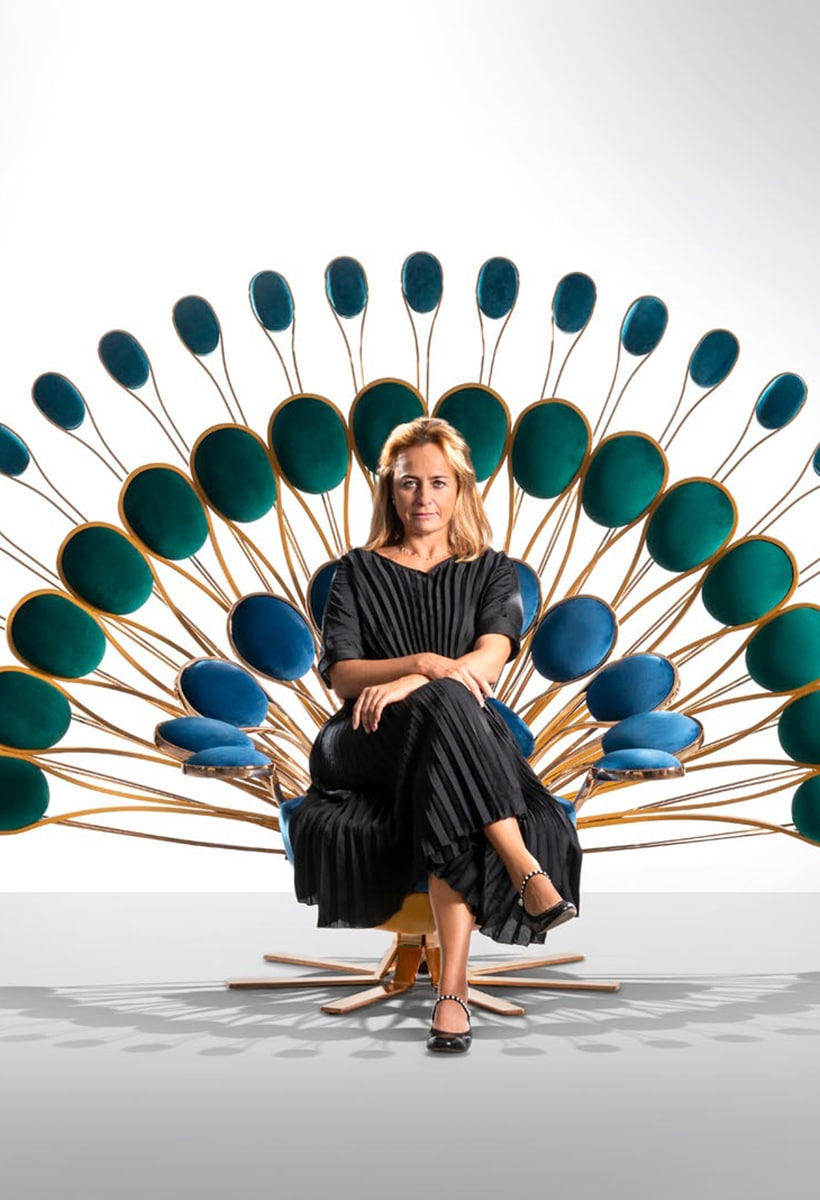 Eleonore Cavalli: design as an elective affinity
