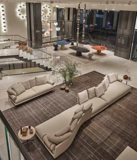 Eventi FuoriSalone 2021 Durini, D Studio, Design Holding 6