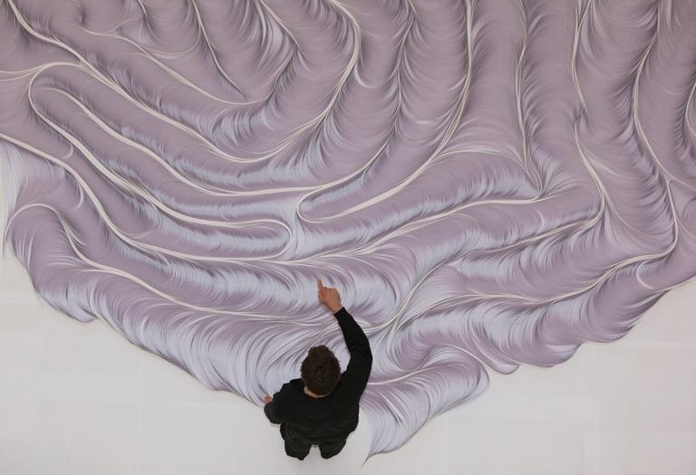 FuoriSalone 2021 Assab One Daniele Papuli, Scultografie, 2011 Ph. Salvatore Basile orizz