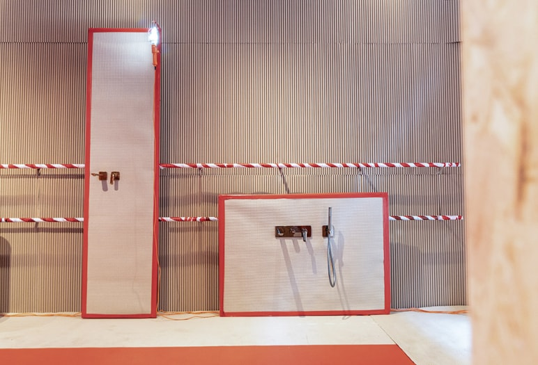 FuoriSalone 2021 Cristina Rubinetterie showroom Elisa Ossino In the Works_Slideshow_