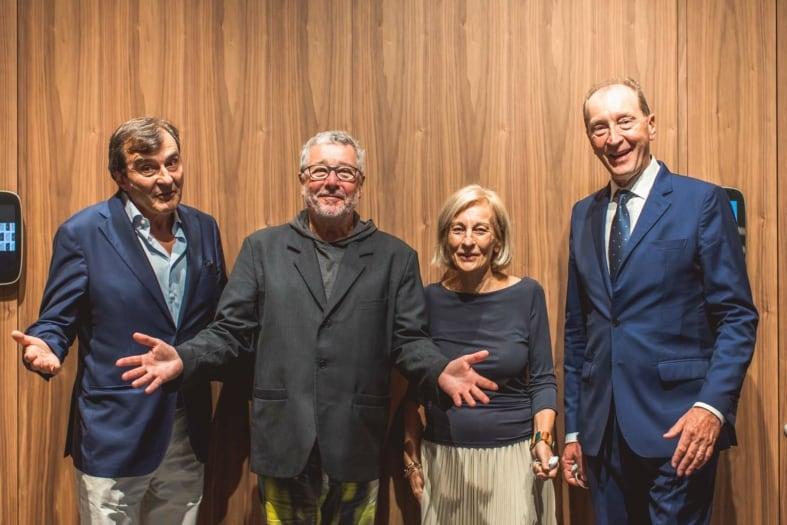 FuoriSalone 2021 Lualdi Philippe Starck 1