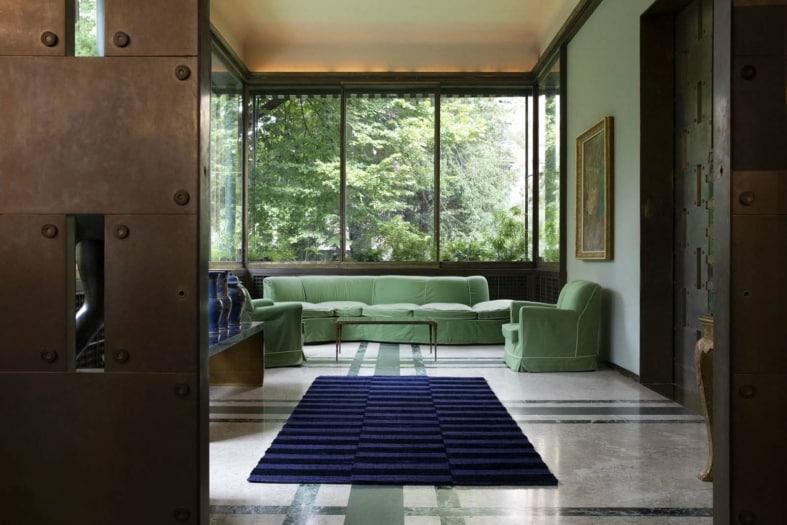 FuoriSalone 2021 Villa Necchi Campiglio G.T.Design Kama 20|21