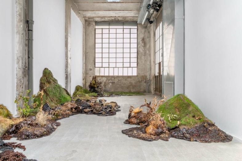 Fuorisalone 2021 Marcin Rusak Studio Unnatural Practice. Ph. Delfino Sisto Legnani DSL Studio