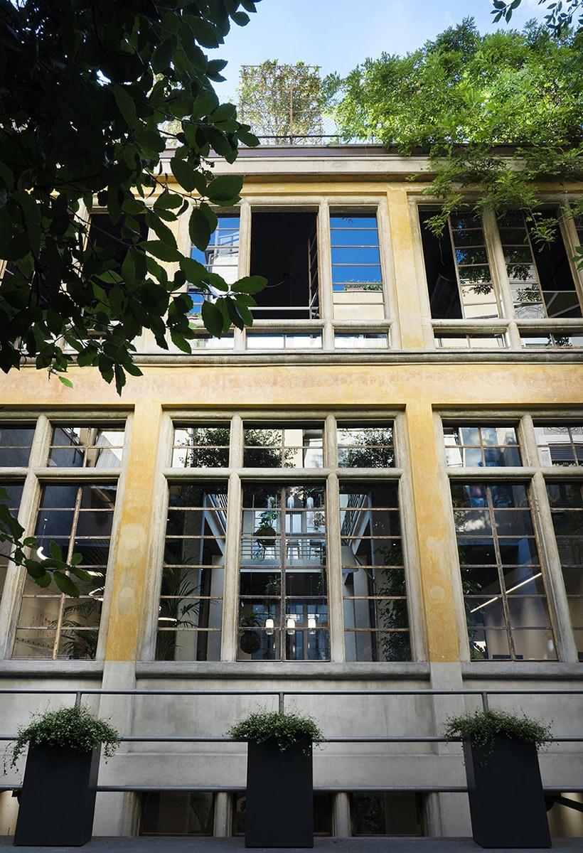 MC A – Mario Cucinella Architects opens a studio in Milan.
