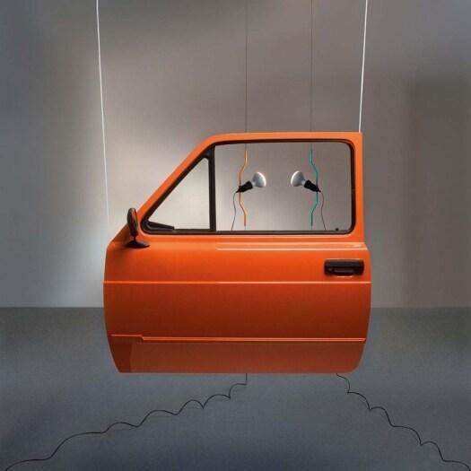 Parentesi-50_Turquoise-and-Orange-signal-finish_Achille-Castiglioni-&-Pio-Manzù-(4)-