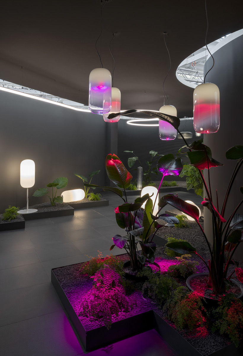 Artemide, the new Cucinella Exhibition Centre