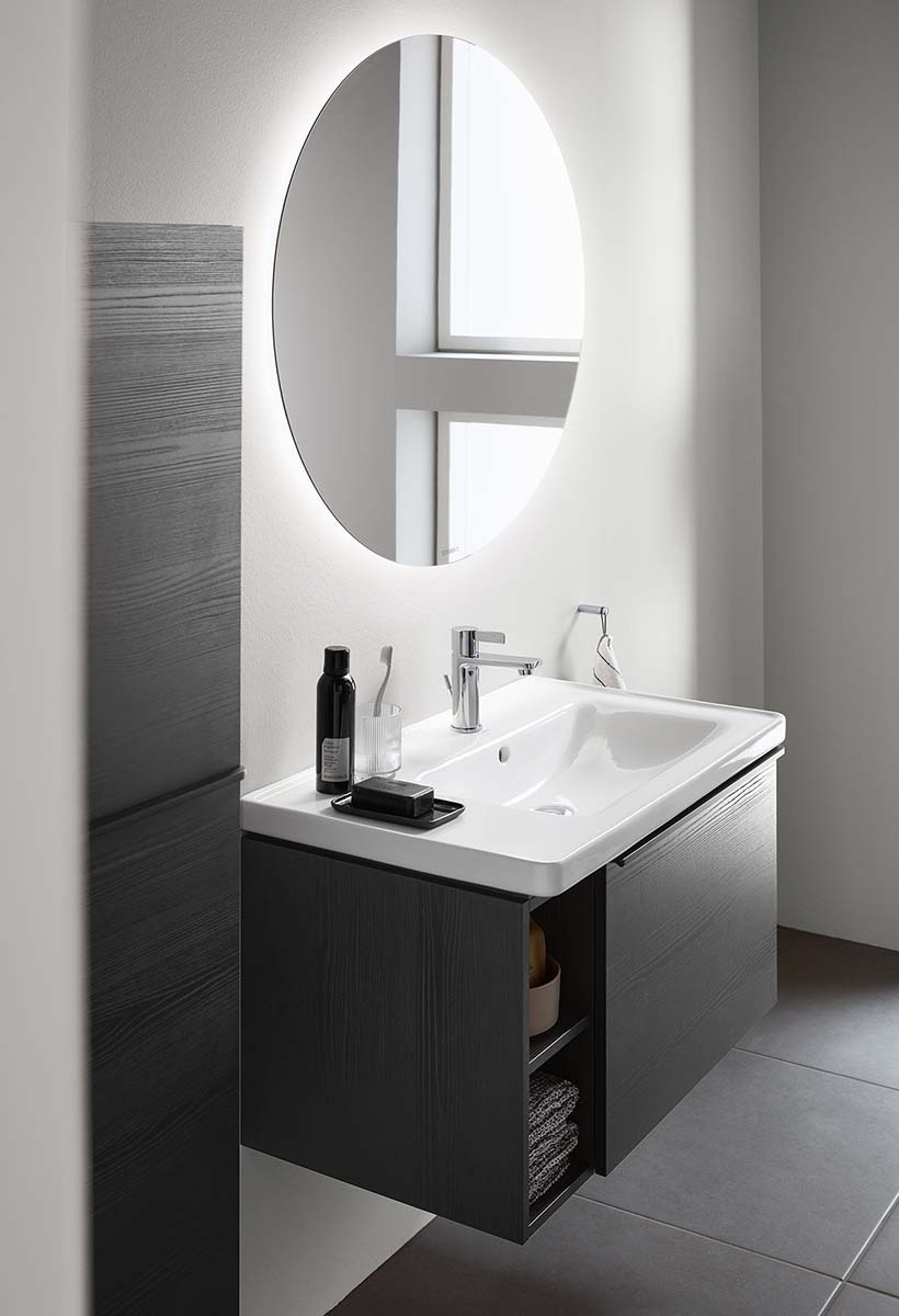 Duravit, the bathroom is young