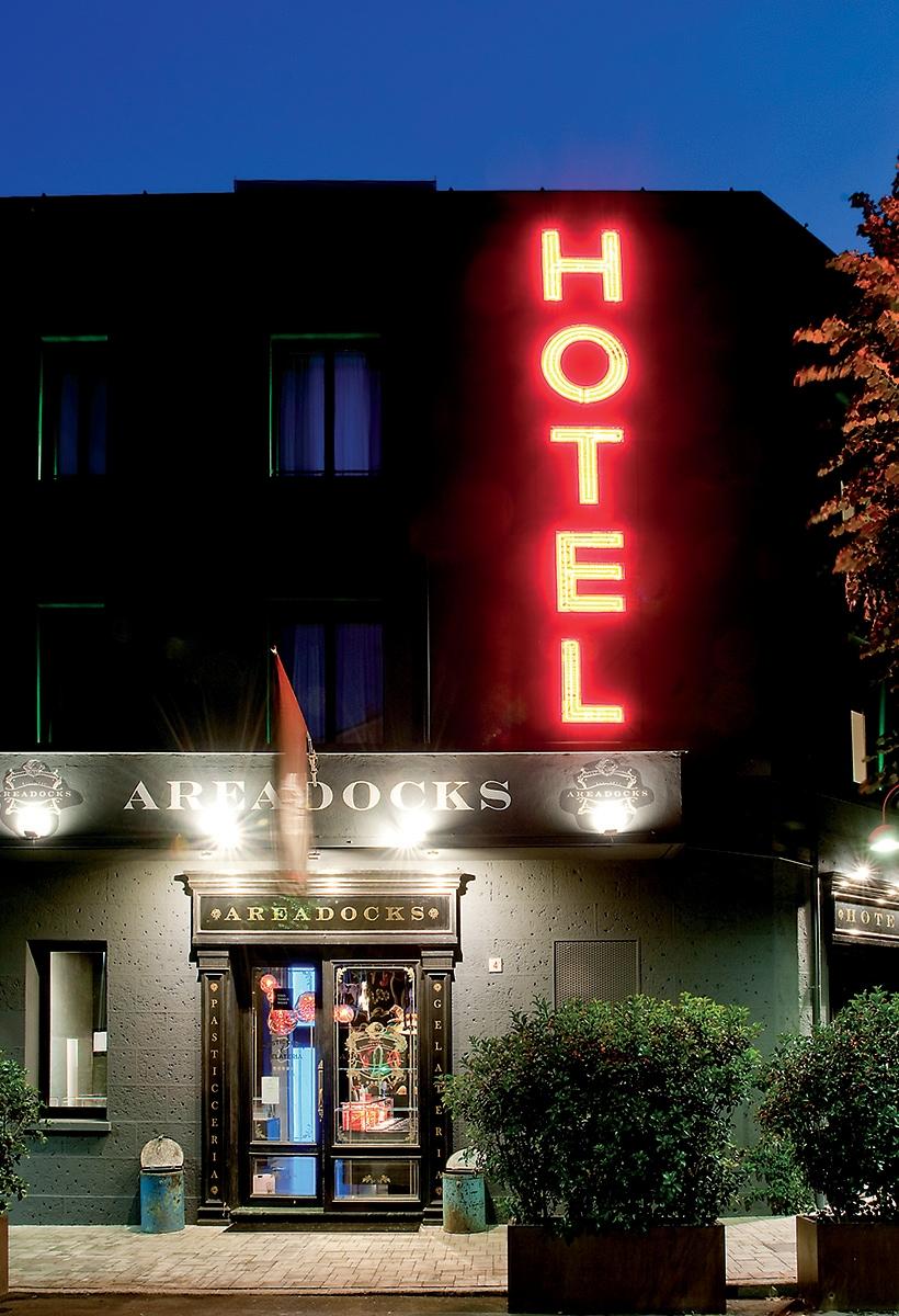 The Areadocks boutique hotel opens in Brescia