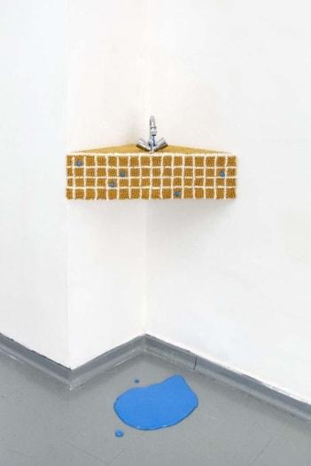 ReA! Art Fair Camilla Gurgone, Fix the leaky faucet, please, 2021
